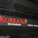 KOREAN restaurant in Dubai