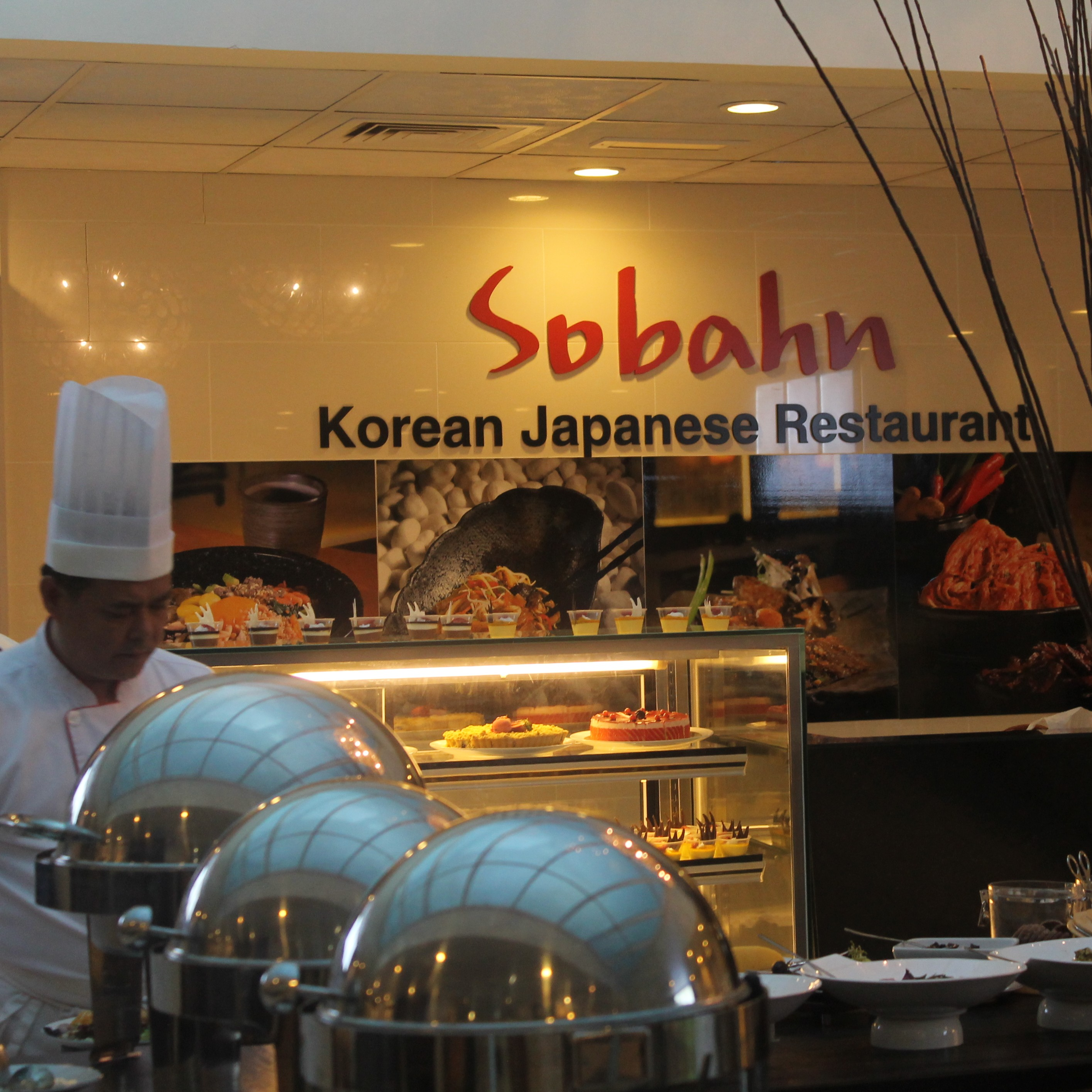 JAPANESE KOREAN RESTAURANT SOBAHN