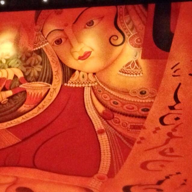 JW MARRIOTT MARQUIS – INDIAN INSPIRATION