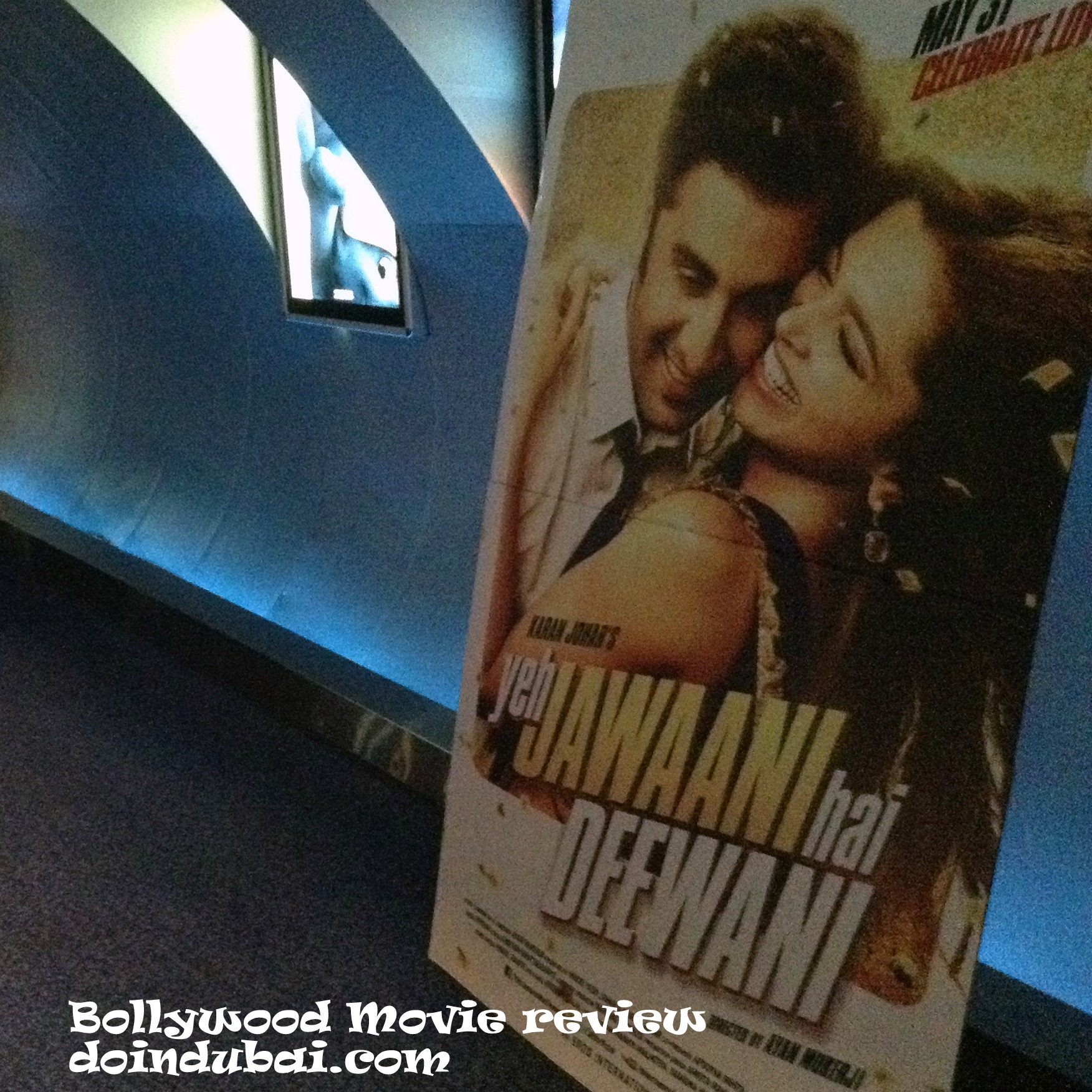 BOLLYWOOD MOVIE IN DUBAI