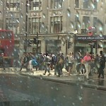 RIOTS, RAIN AND RESULTS…..IN LONDON