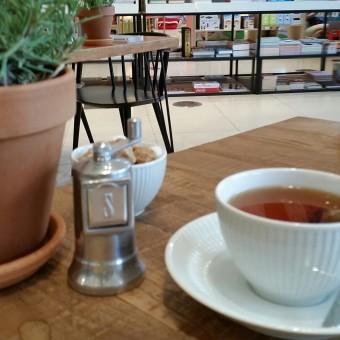 Home inspiration over a tea
