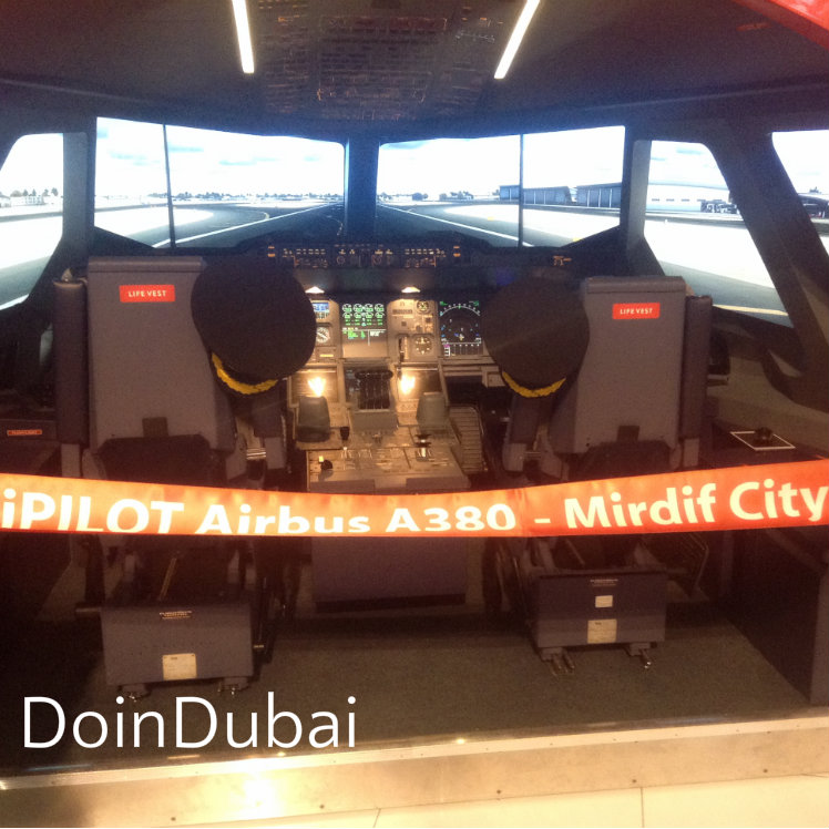 iPILOT DUBAI HAS LANDED IN MIRDIF