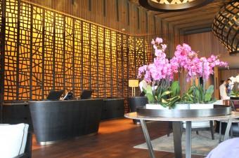 Lobby at the MO