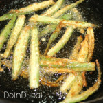 CRISPY OKRA RECIPE