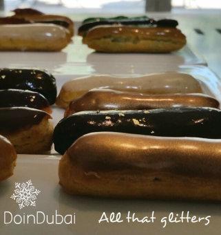 Eclairs-Dubai