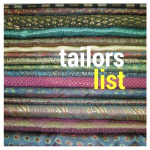 DUBAI TAILORS – GET THE BLACK BOOK LIST
