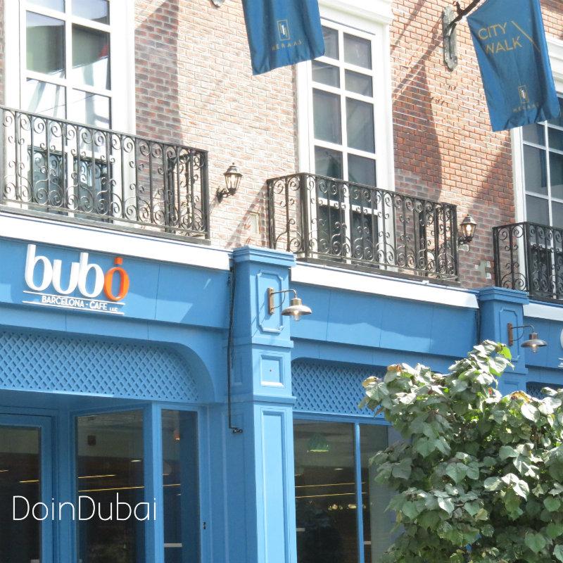 Dubai DoinDubai Bubo Cafe