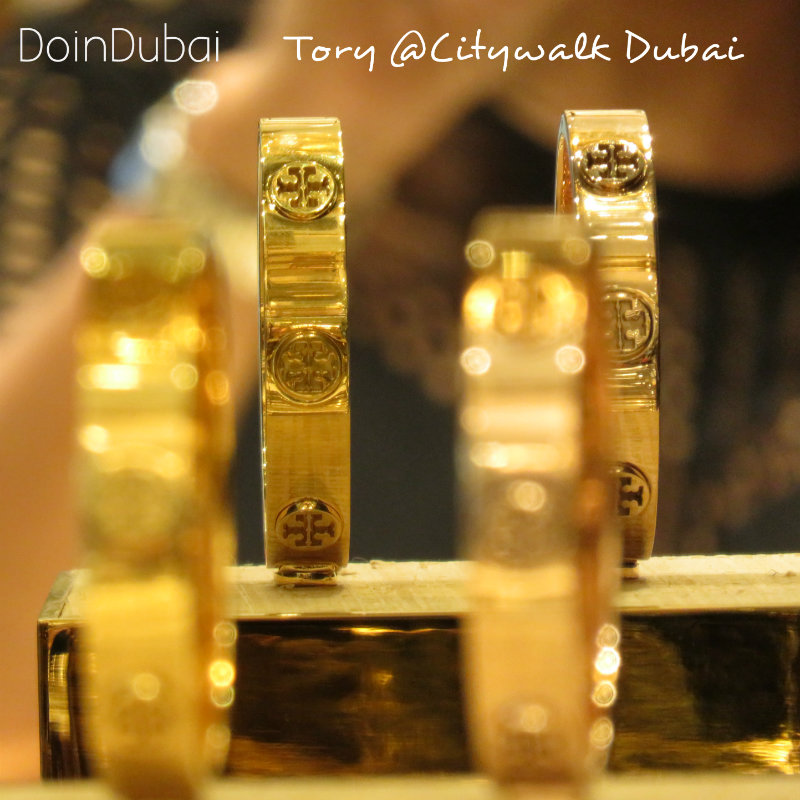 Citywalk Dubai DoinDubai Tory Burch shop