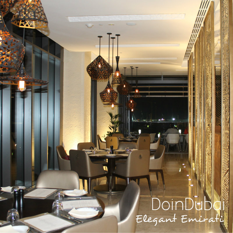 Seven Sands Emirati Cuisine
