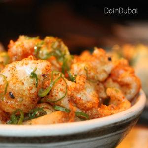 DUBAI LOVES PERUVIAN FOOD