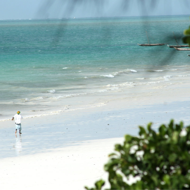 Best beach in Kenya Diani visiting Nairobi