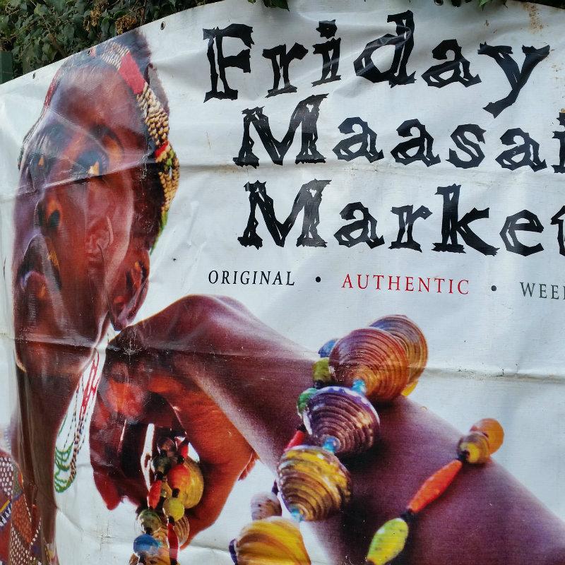 Visit Nairobi Masaai Market