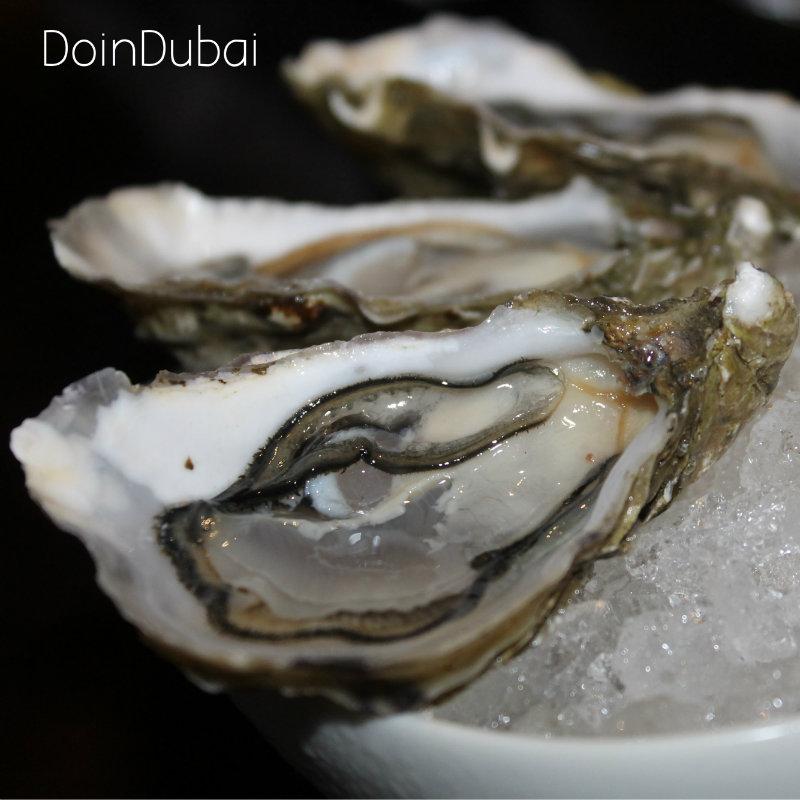 SEA FU AT THE FOUR SEASONS DUBAI