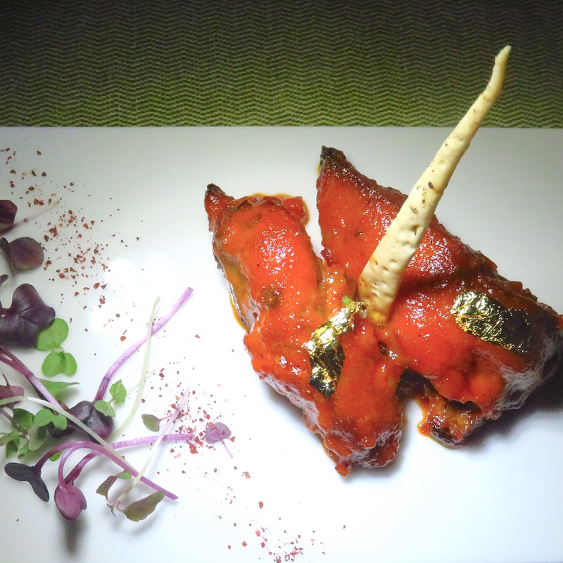 Jodhpur Royal Dining Dubai DoinDubai melt in the mouth lamb