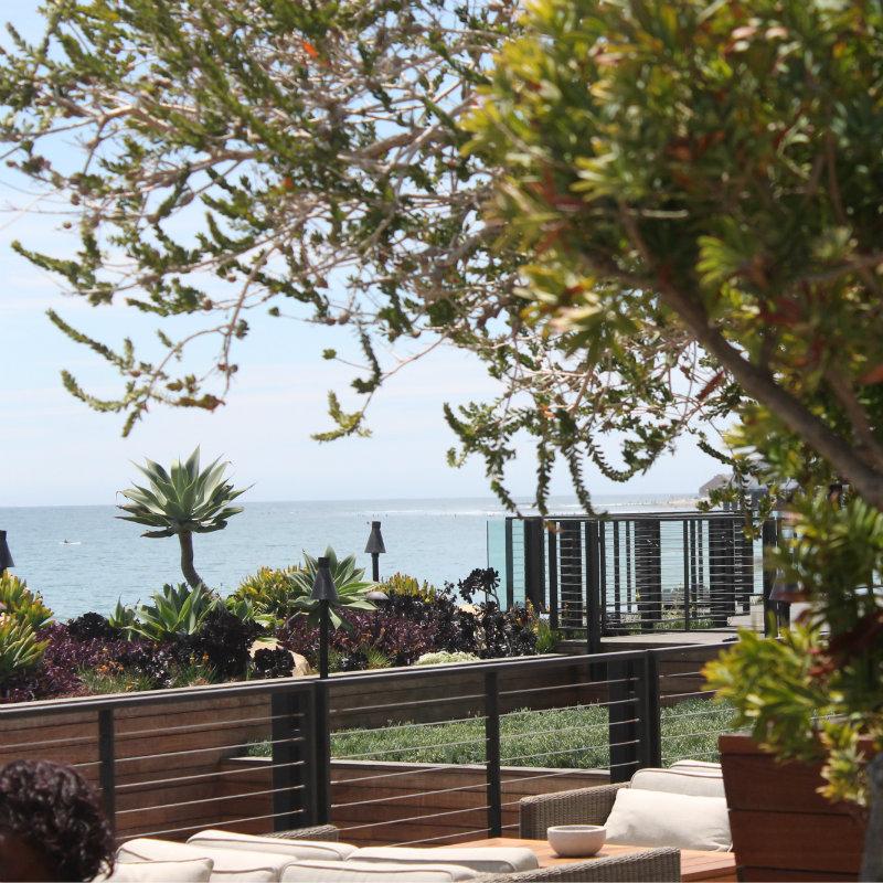 Nobu Terrace Malibu Visit California
