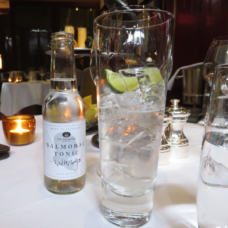 Visit Edinburgh DoinDubai The Balmoral Tonic