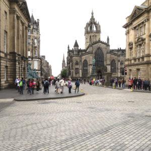 Visit Edinburgh DoinDubai The Golden Mile