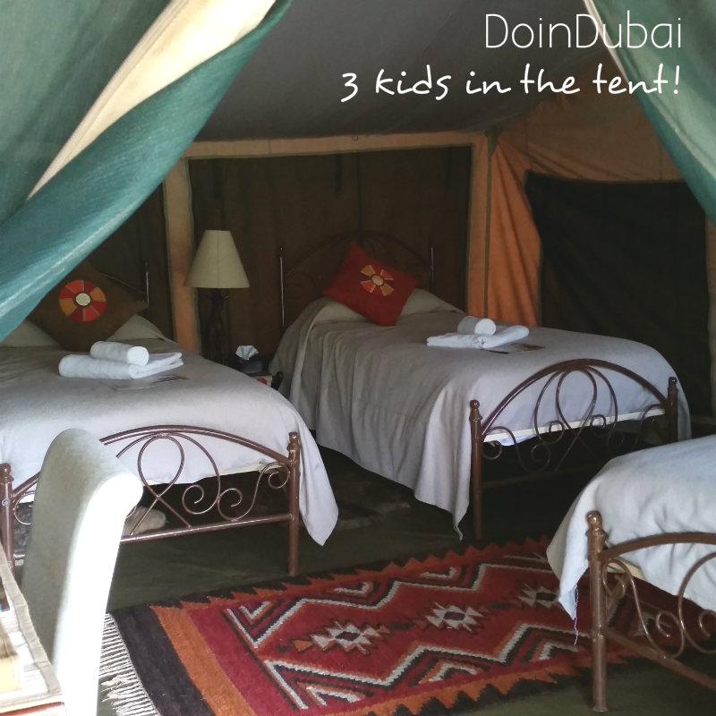 Visit Nairobi Tented Camp