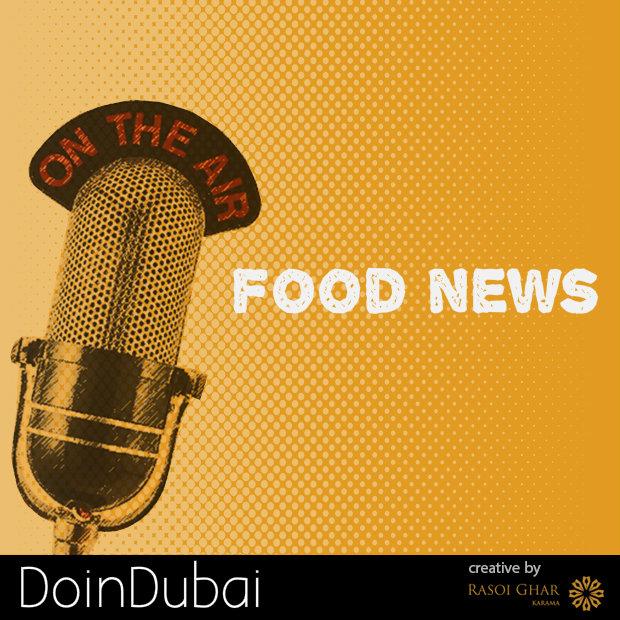 FOOD NEWS Mike DoinDubai