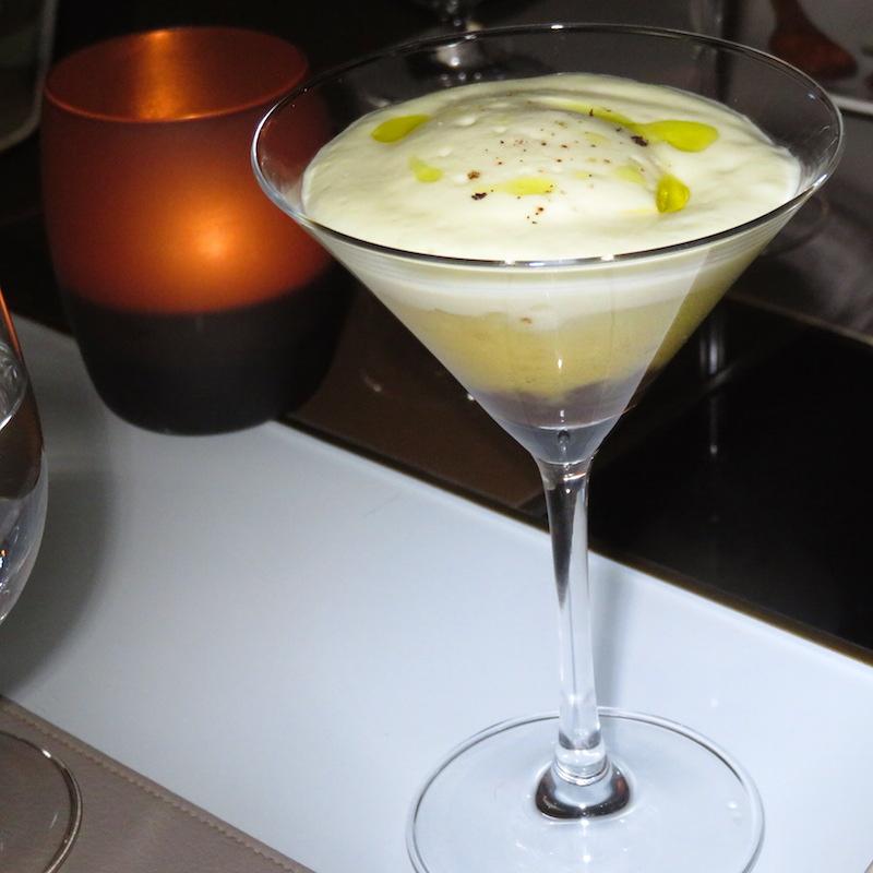 LaLuz Dubai Tortilla in a glass