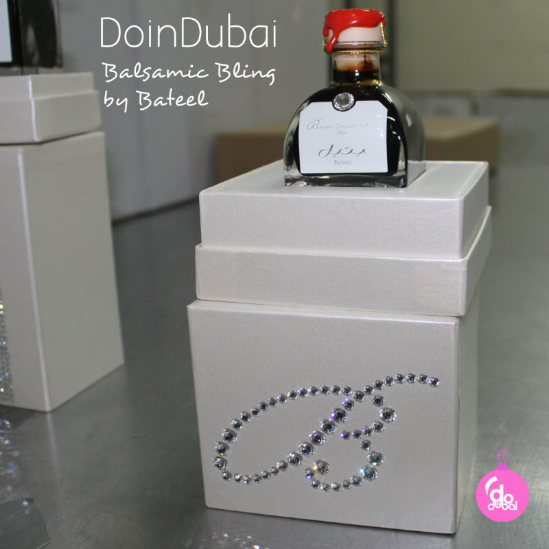 Bateel Balsamic Vinegar Edible Christmas Gifts DoinDubai