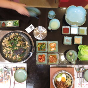 Where to find KOREAN FOOD IN DUBAI