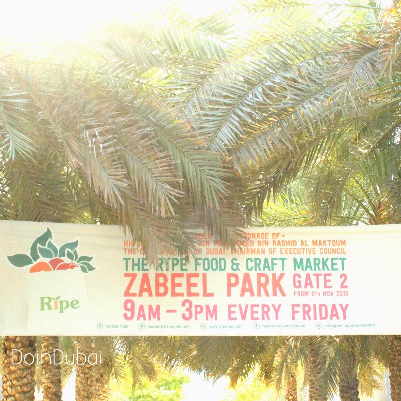 Zabeel Park Market