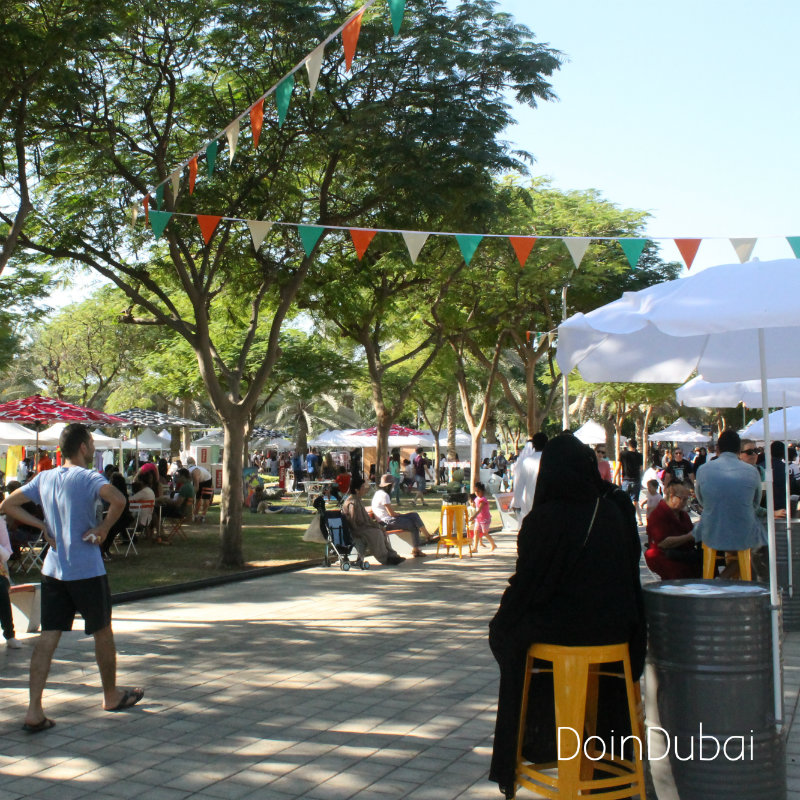 Zabeel Park Friday Market Overview