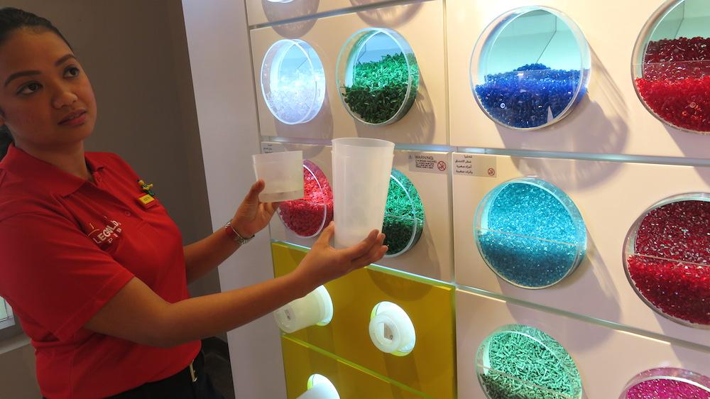 Dubai Parks and Resorts DoinDubai Lego by weight at Legoland Dubai copy