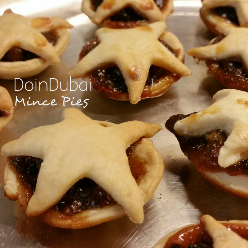 MINCE PIES IDEAS SNEAKY WAYS TO IMPRESS GUESTS