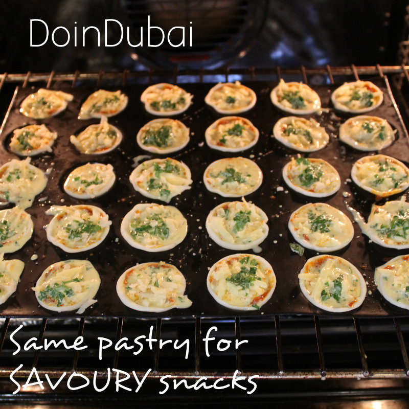 Mince Pies Ideas DoinDubai savoury snacks too