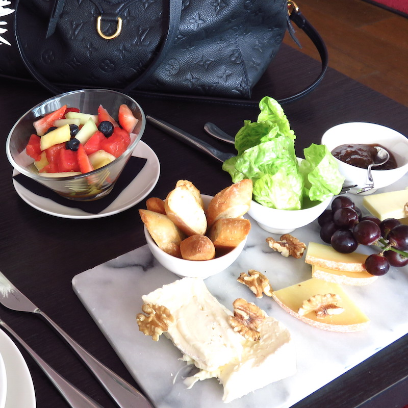 La Cantine du Faubourg Brunch 105 DoinDubai Cheese Board gallery