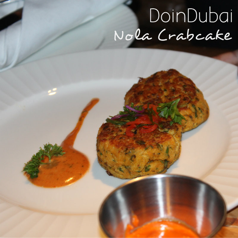 WIN A MEAL AT NOLA DUBAI