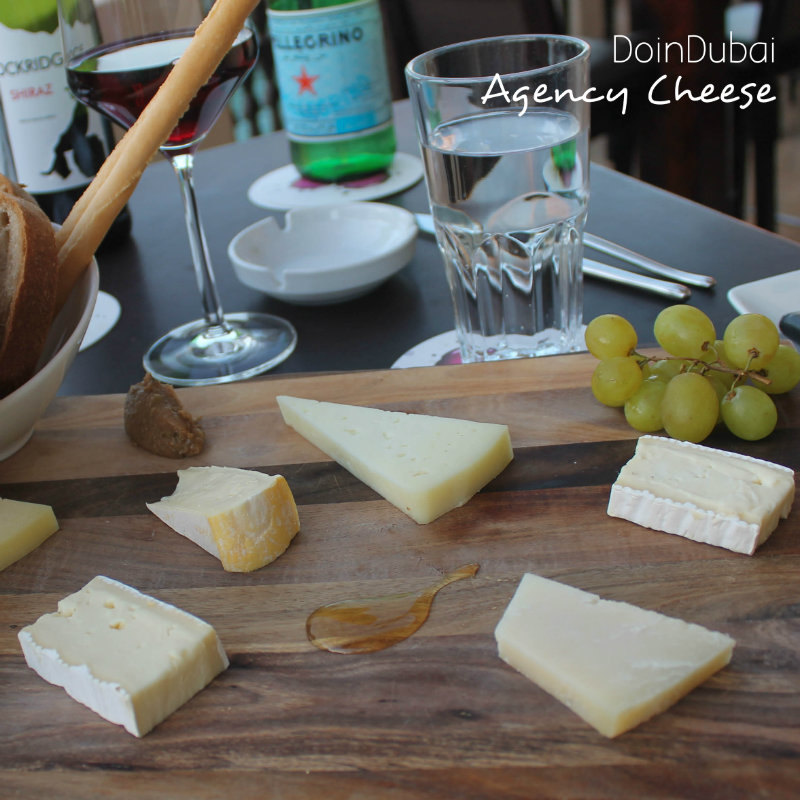 gency Cheese and WIne Deal cheeses- DoinDubai
