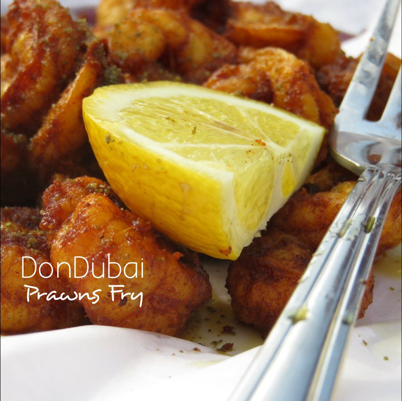 Al Fannah Seafood Jumeirah DoinDubai