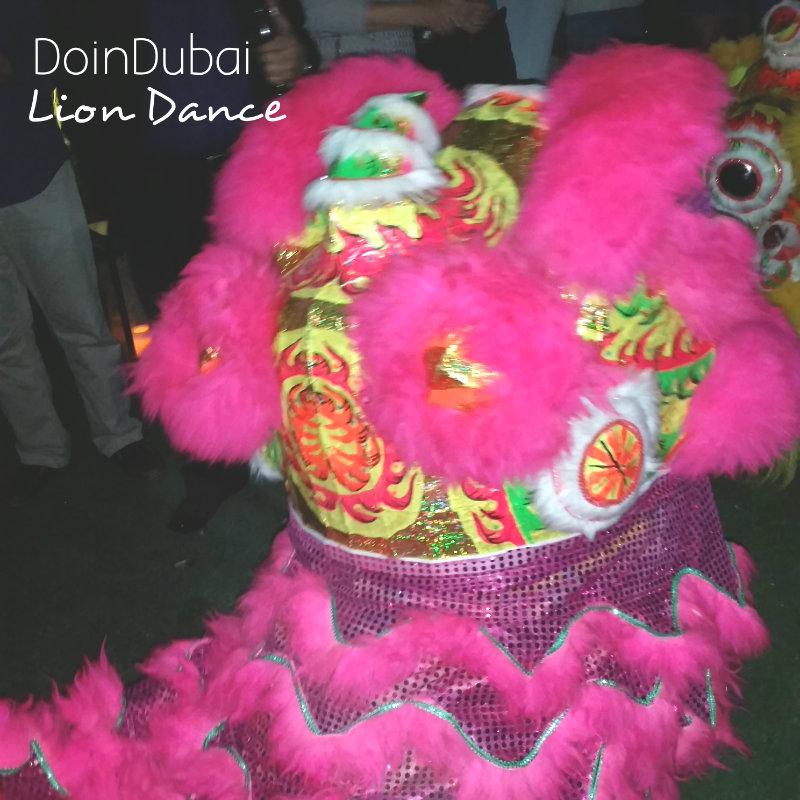 Chinese New Year Lion Dance DoinDubai 800