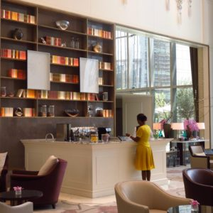 ADDRESS BOULEVARD HOTEL DUBAI