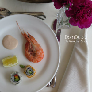 Dubai Restaurant Review Al Daawar DoinDubai Seafood starters Competition to WIN a Complementary Meal for 2 at AL DAWAAR