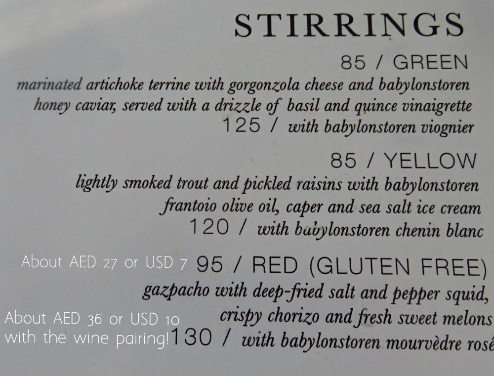 Babylonstoren Cape Town DoinDubai Stirrings Prices