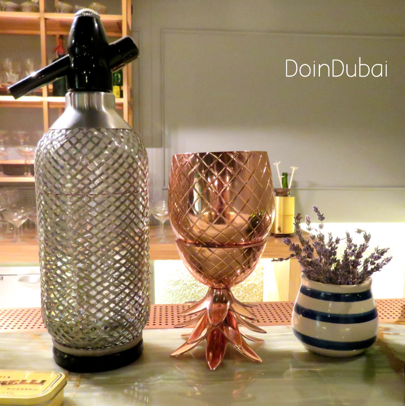 Cocktail Kitchen Soda Syphon value lunch DoinDubai