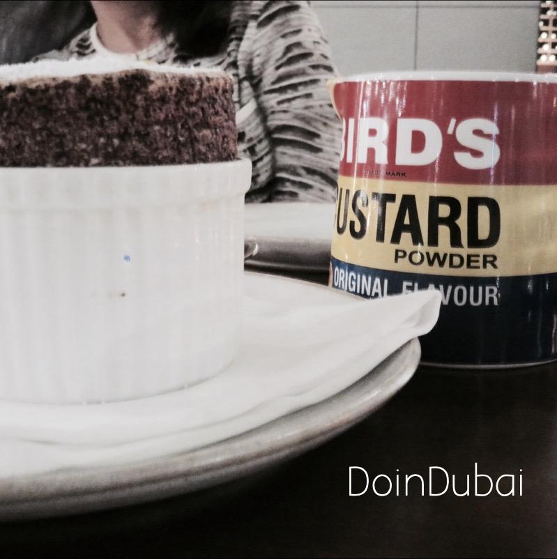 Posh puddings at Marina Social DoinDubai