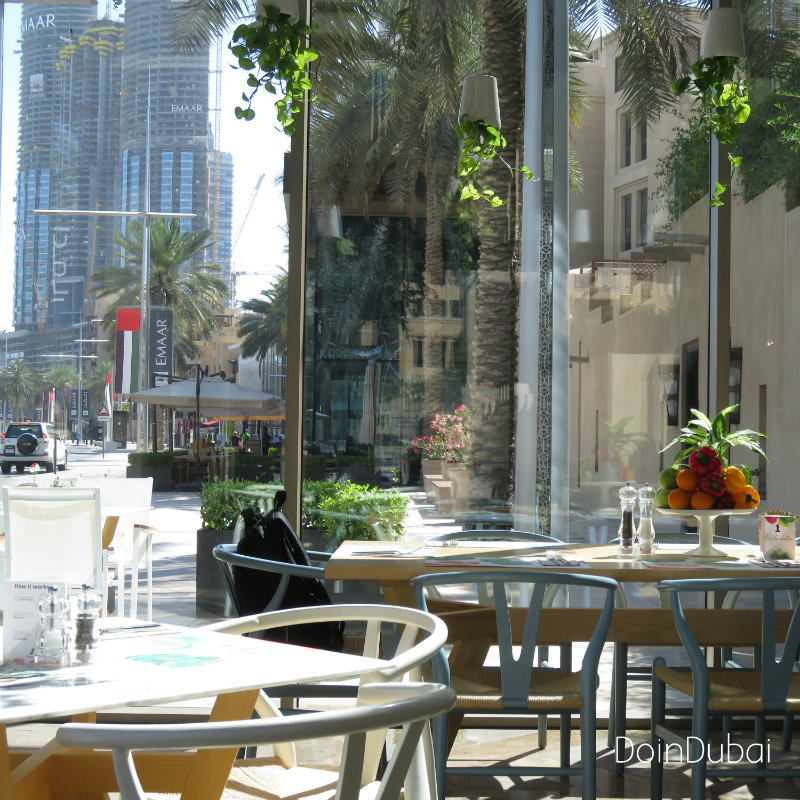 Barsalata Downtown Dubai Bright interior DoinDubai