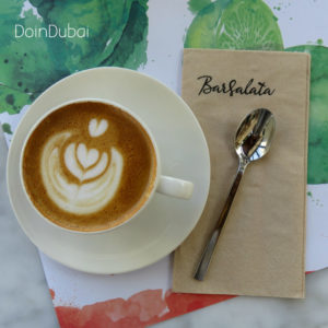 Barsalata Downtown Dubai DoinDubai Coffee