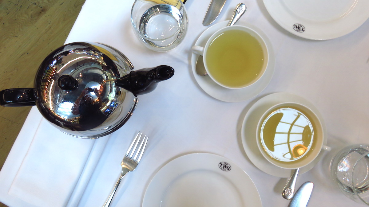 Best Afternoon Tea Spot DoinDubai