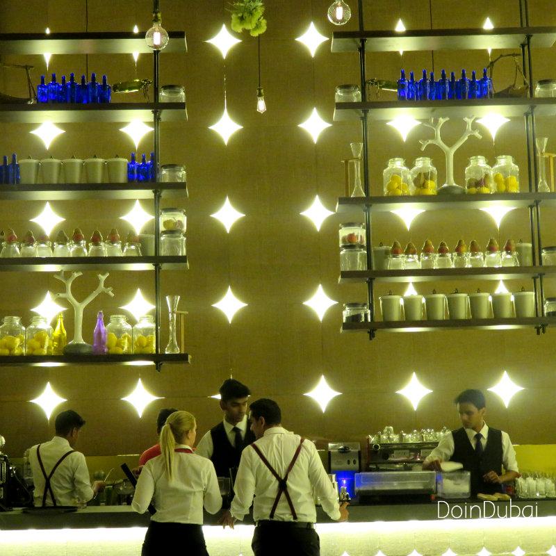 Farzi Cafe Dubai City Walk