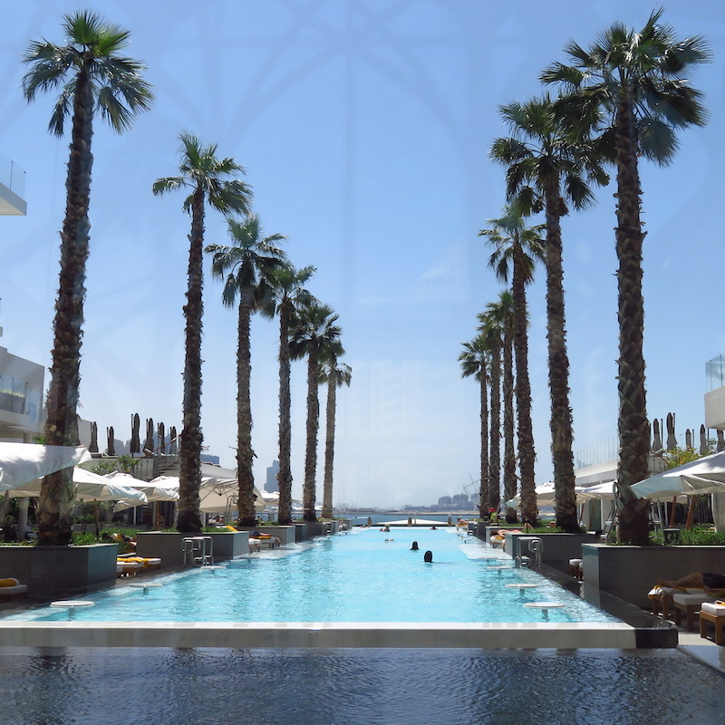 Viceroy Palm Jumeirah Swimming Pool