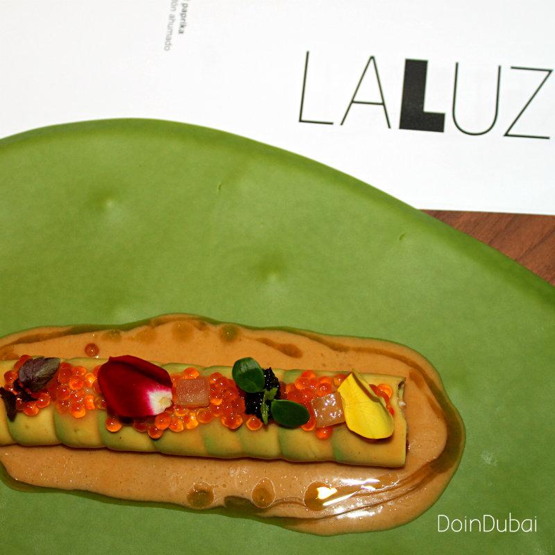 Best restaurant in Dubai LALUZ