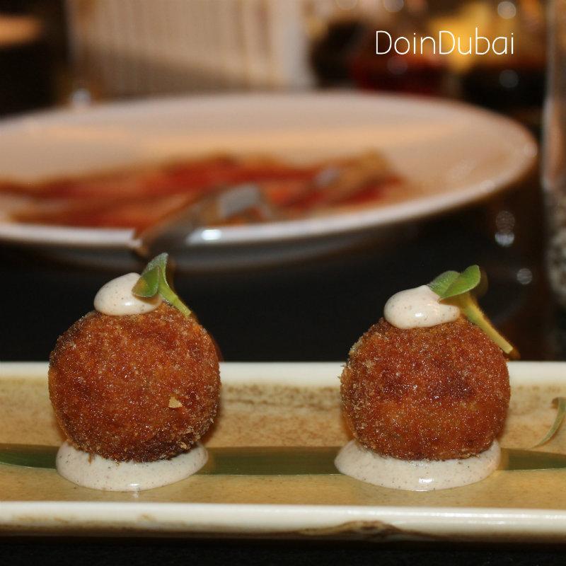I've finally found it, the best restaurant in Dubai LALUZ in DIFC