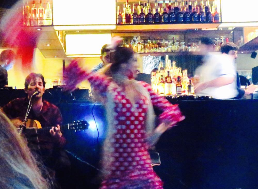 LaLuz Dubai Rumba dancing